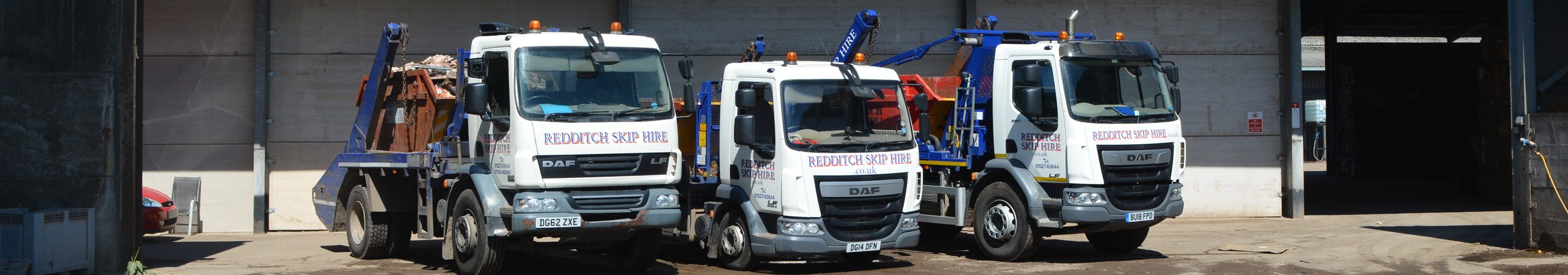 Redditch Skip Hire